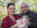 HERVEY Bay My Kitchen Rules winners Dan and Steph Mulheron share the story of their journey to parenthood.