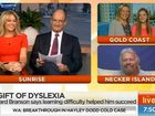 Maclean girl spreads #likeadyslexic message on national TV