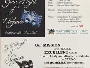 Ticket includes Canapes, 3 Course Gourmet Dinner, Beer, Wine & Champagne! Music Entertainment, Magician, Lucky Door Prizes, Raffles, Auctions, Dancing!