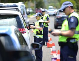 Drug driving shame: one in two drivers test positive