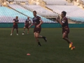 Maroons ready for tonight's State of Origin clash