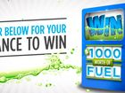 How would you like to WIN $1,000 worth of fuel?!