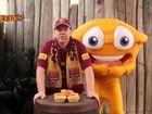 Beefy's Pie accepts Origin challenge
