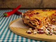 Check out Kim McCocker's chicken enchilada cake recipe she shared with the NewsMail