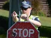 THE conclusion of a three-month traffic blitz across Ipswich came just in time for another important day on the traffic police's calendar.