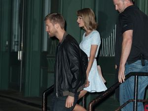 Taylor Swift asks Calvin Harris to move in