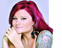 Proud tattooed models to hit the Hervey Bay Hotel tonight