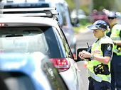A DRUNKEN motorist was almost three times over the legal limit when he was involved in a crash in Bundamba.