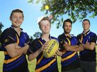 BREMER State High School's first grade rugby league squad enters this year's Tornadoes Cup with high expectations.