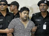 BANGLADESHI police have charged 41 people  with murder over the deaths of more than 1100 people in the collapse of the Rana Plaza factory in 2013.