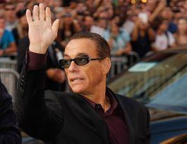 Jean-Claude Van Damme reunites with wife
