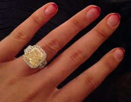The 6 Cs of engagement ring shopping