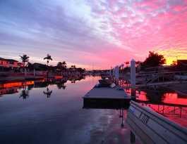 READER PHOTOS: Skies alight in kaleidoscope of sunset colour