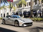 Ferrari F12berlinetta spotted in Beverly Hills