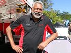 ERNIE DINGO at the Boyne Tannum HookUp: 'Women shouldn't complain about how many rods men have'