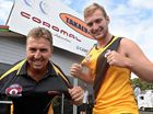 THEY'RE used to lining up against each other week in week out, but today the Wide Bay's best AFL players will unite to take on Darling Downs.
