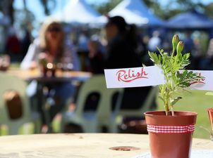 2015 Relish Food and Wine Festival in Maryborough. Photo: Brendan Bufi / Fraser Coast Chronicle