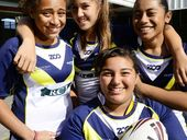 THE rise in popularity of rugby league for females continues to grow with a Combined Ipswich Schools Sporting Association competition kicking off on Wednesday.
