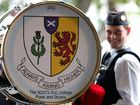 RESIDENTS around the region have been treated to the Highland sounds of the Scots-PGC College after a recent tour of towns west of Warwick.
