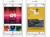 APPLE has released Music, a streaming music service that also integrates social features and special radio stations.