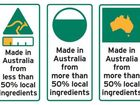 A NATIONAL campaign will launch this week to remind consumers how to identify genuine Aussie products and produce.