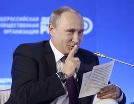 YOUR SAY: Putin addresses Duma with anti-Muslim speech