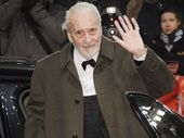 SIR Roger Moore, Elijah Wood and Jonathan Ross are among the stars to have paid tribute to the late Sir Christopher Lee.