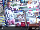 A ROCKHAMPTON grocery store that was raising funds for Nepalese earthquake victims is on the hunt for a thief.