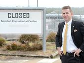QUEENSLAND prisons are overflowing to breaking point and a major stoush has erupted over who is to blame.