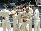 AUSTRALIA'S demolition of the West Indies means the side will travel to England for next month's Ashes with every confidence it can retain the famous urn.
