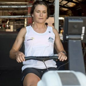 Kehoe warms up for Olympic Games qualifying bid