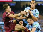 NEW South Wales set the scene for a monumental series decider at Brisbane's Suncorp Stadium next month with a highly-contentious 26-18 win.
