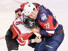 NHL hard man David Booth says there's nothing weak about concussion management.