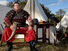 "LEARNING the arts of the ""olden times"" was a childhood dream for Gold Coast Viking warrior Marko Toth, but he was 21 before he started his Viking journey."