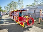 MOUNT Larcom Show was the big GPS destination for thousands of people who were out and about over the weekend.