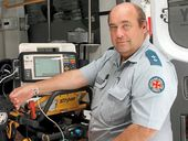 "HE WAS a trusted member of the community, a former senior officer with  the Queensland Ambulance Service and described as a ""good guy""."