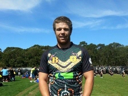 James Ackerman tragically died after a tackle in a game of rugby league.