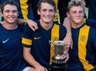 TOOWOOMBA Grammar School took out its first Queensland Great Public Schools football premiership in thrilling fashion.