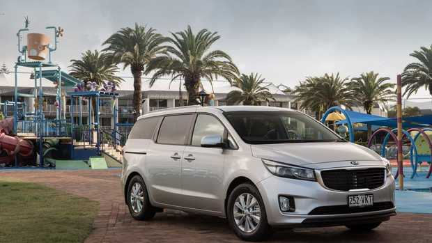 A dream car for modern parents, the eight-seat Kia Carnival with minibus-size room gets tested by our journalists' families.