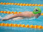 IT'S really no surprise that Richmond Valley swimmer Aidan Yourell has made it onto the Swimming Australia Paralympics Development Squad for 2015.