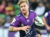 CAMERON Munster has always been a man of action, but it's his new-found talk that has Storm teammates praising their star recruit as a leader of men.
