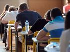 FRENCH students are calling on their country's education minister to cancel a tricky question in their final year English exam.