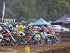 TIVOLI Raceway is the place to be this weekend for lovers of dirty, bumpy, two-wheeled fun.
