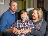 ON THE night of the 2013 State of Origin the Price family received a phone call they'll never forget.