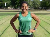 BEFORE discovering a life of opportunity in Ipswich, Miriam Peni didn't know she could run so fast.