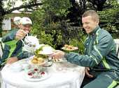 PETER Siddle knows he needs to produce a stunning performance against Kent in the first of two four-day games Australia will play in the lead-up to the Ashes.
