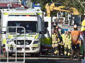 <strong>UPDATE: </strong>A worker injured at the QIC development site in the Toowoomba CBD is expected to return to work on Monday.