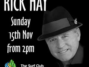 Free Entertainment with Rick Hay