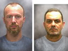 THE hunt for two escaped prisoners took a new twist when it was reported that one of the fugitives had been shot and killed by police.