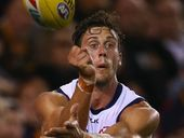 Adelaide Crows defender Kyle Hartigan has recovered from his collision with the 'Truck'.